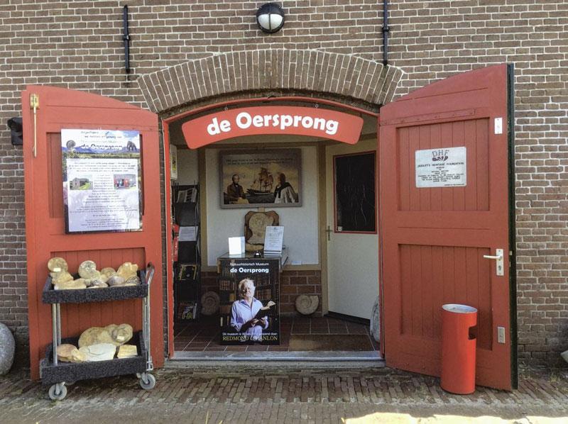 Waardenburg – Museum De Oersprong