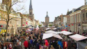Vrijstadmarkt Culemborg op zaterdag 26 mei 2018 @ Culemborg | Culemborg | Gelderland | Nederland