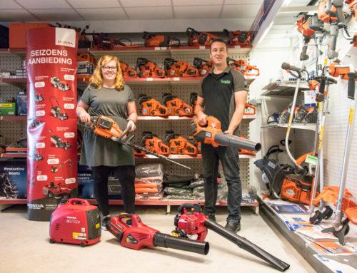 Bedrijven Uitgelicht – Horden Tuinmachines in Leerdam