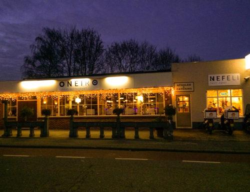 Bedrijven Uitgelicht – Grieks restaurant Oneiro in Tiel