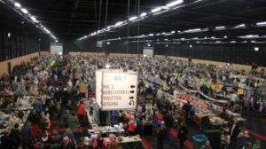 Grote snuffelmarkt in Gorinchem op zondag 2 december 2018 @ Gorinchem | Gorinchem | Zuid-Holland | Nederland