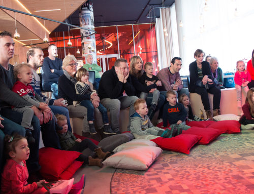 Muziek en Theater voor peuters bij De Kom in Nieuwegein