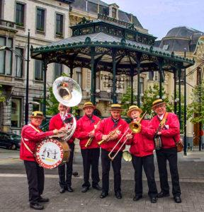 Sail Jazzband in Culemborg op zondag 12 augustus 2018 @ Culemborg | Culemborg | Gelderland | Nederland