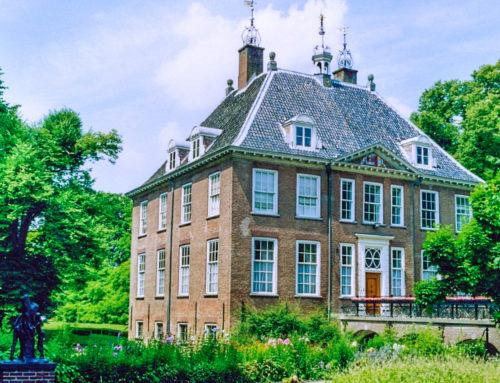 Kasteel Rijnhuizen in Nieuwegein