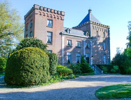 Kasteel Walenburg in Langbroek