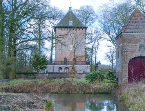 Kasteel Weerdesteyn in Langbroek