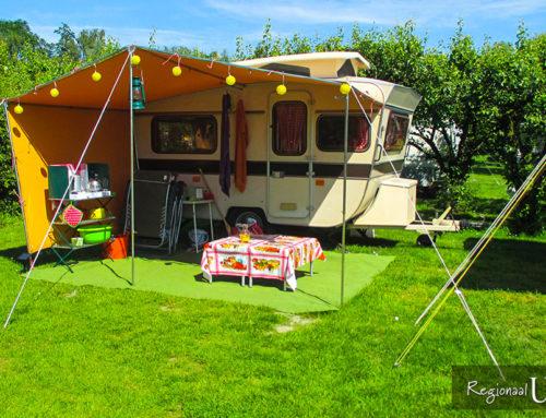 Camping De Pit in Rumpt