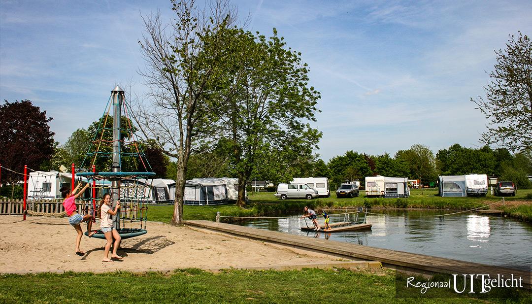 Camping de Vergarde in Erichem