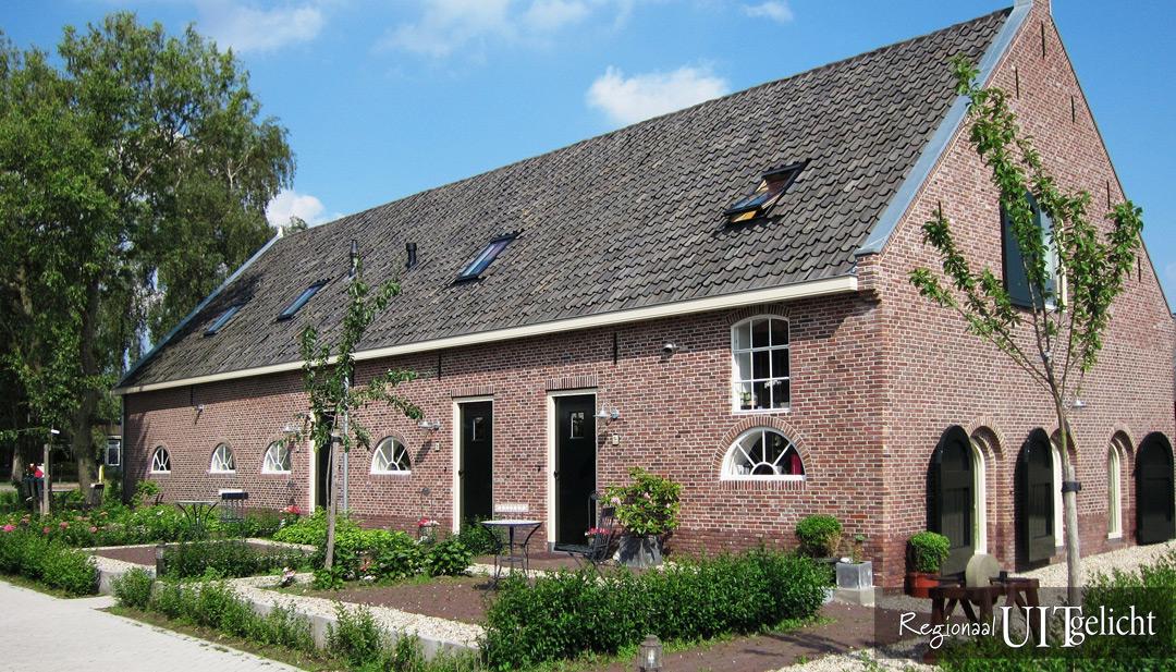 Bed and Breakfast Helena Hoeve Logies in Schalkwijk