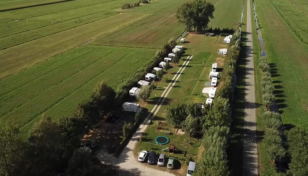 Camping Slingeland in Giessenburg