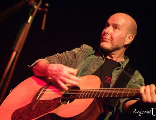 Kieran Halpin in Cultureel Café Geldermalsen