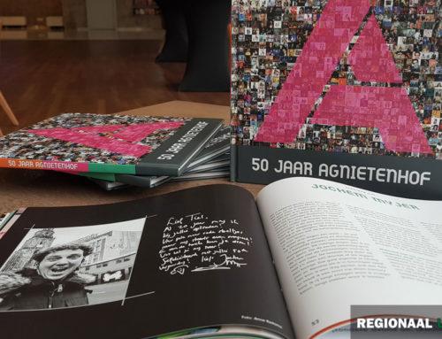 Schouwburg & Filmtheater Agnietenhof publiceert jubileumboek voor 50ste verjaardag